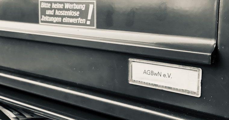 AGBwN e.V. – bereit für die Schneckenpost…